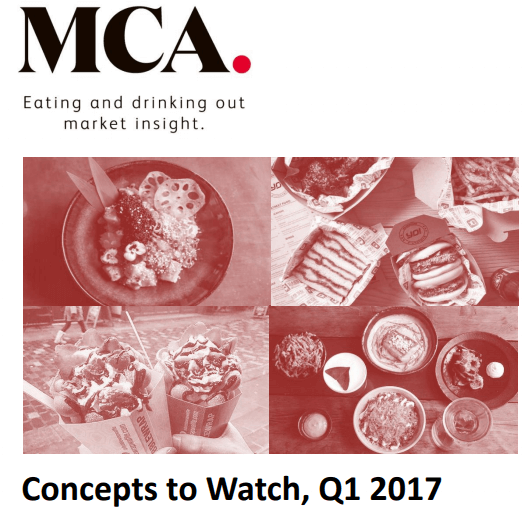 Concepts to Watch, Q1 2017