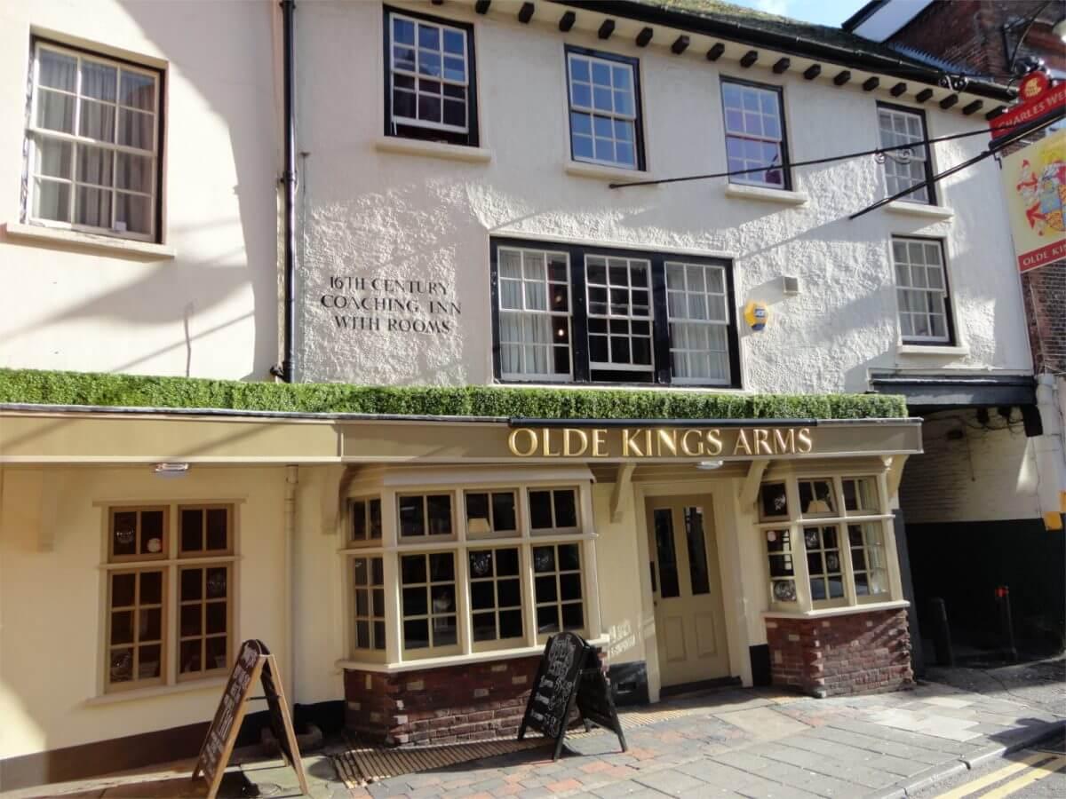 Olde Kings Arms, Hemel Hempstead