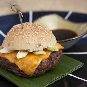 Thai Pork & Lemon Burger