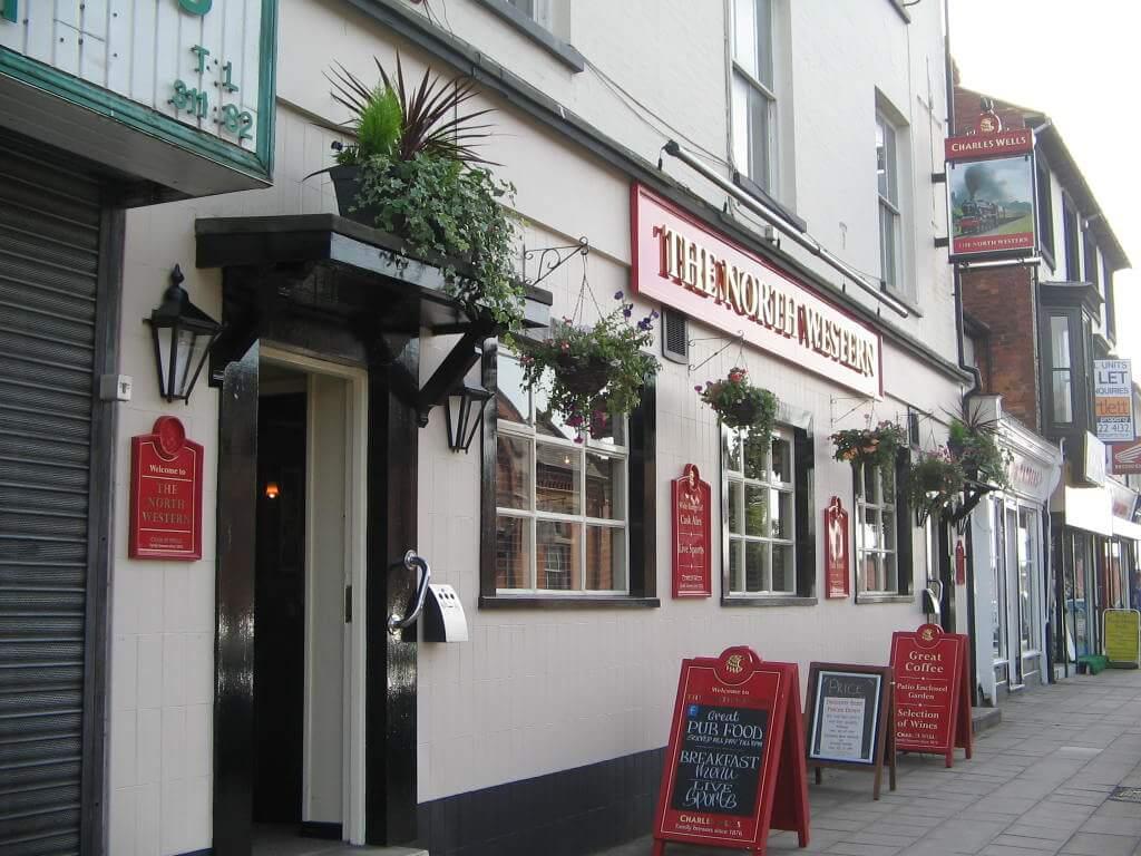 North Western Pub