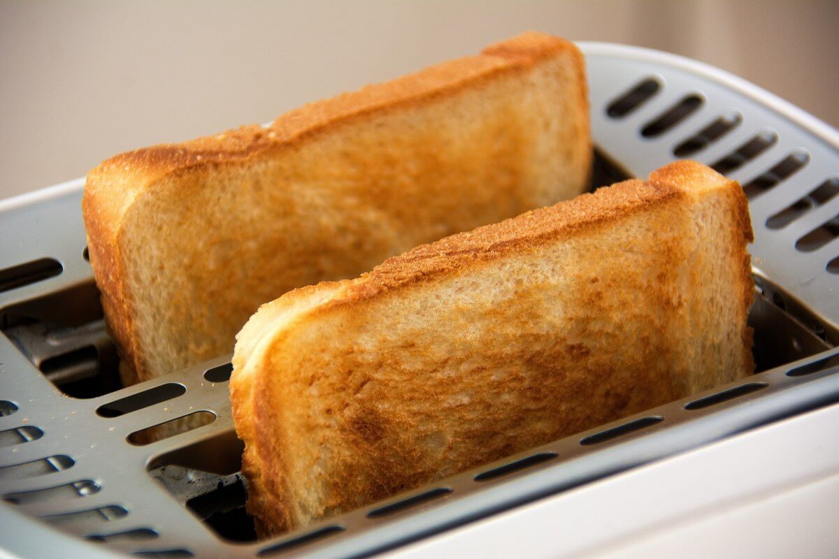 Happy National Toast Day
