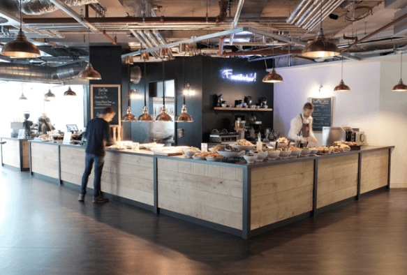 Sodexo acquires The Good Eating Company