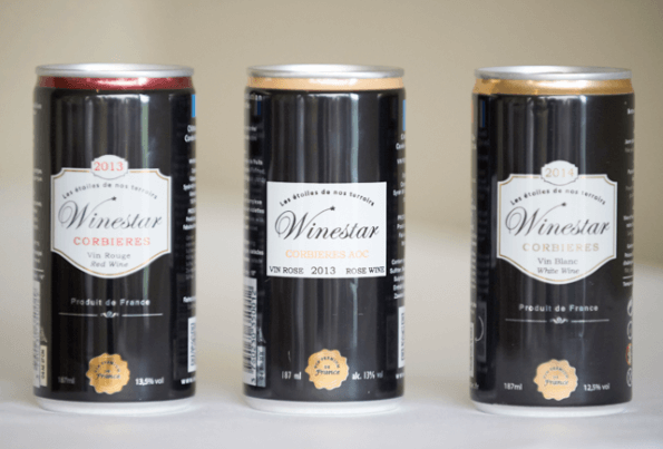 CH&Co becomes first contract caterer to offer Wine in a Can at attractions