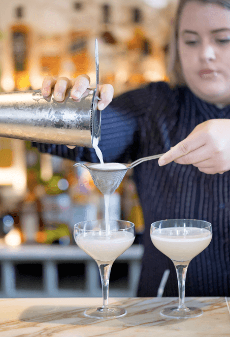 National Gallery cafe launches cocktail & culinary masterclasses