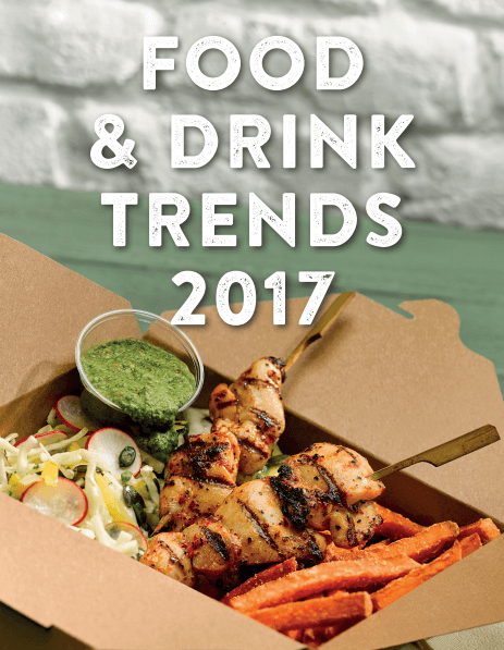 Food & Drinks Trends 201