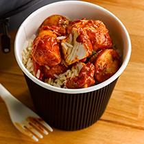 Gluten-Free Chicken Tikka