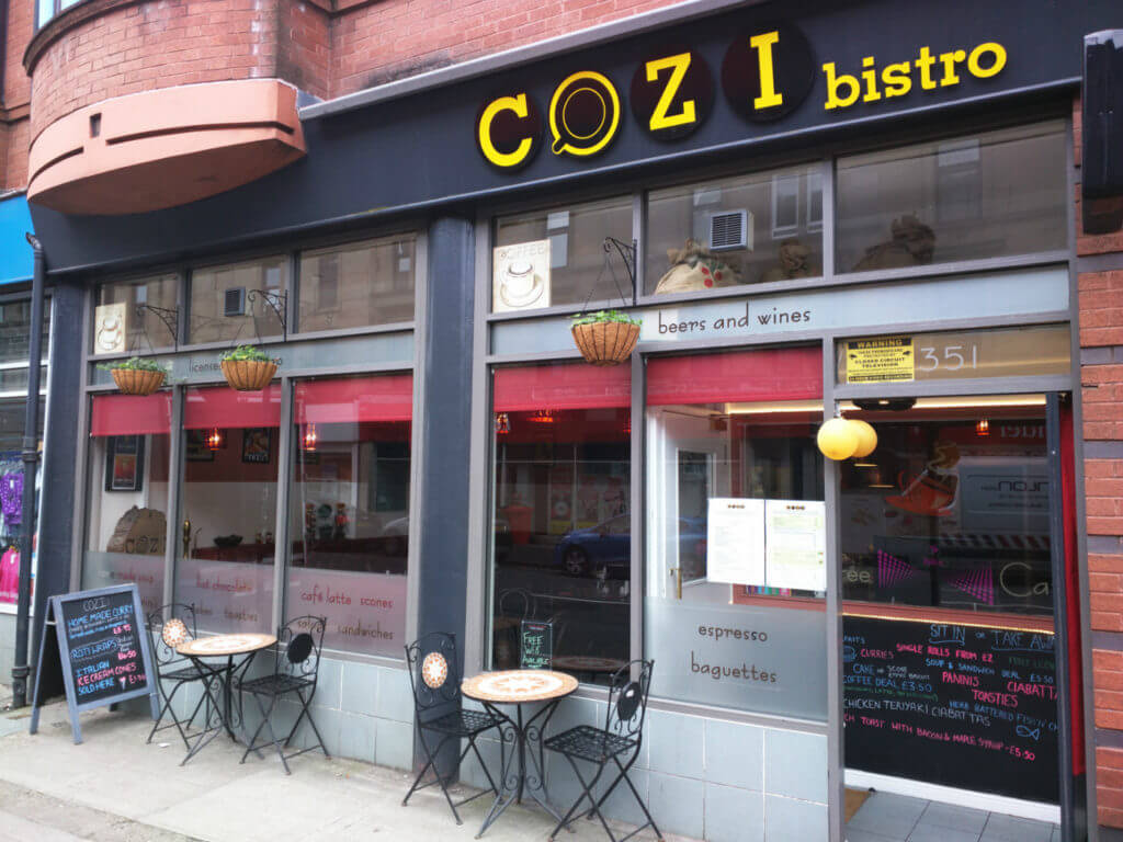 New owners of Glasgow bistro plan 100% organic cafe rebrand