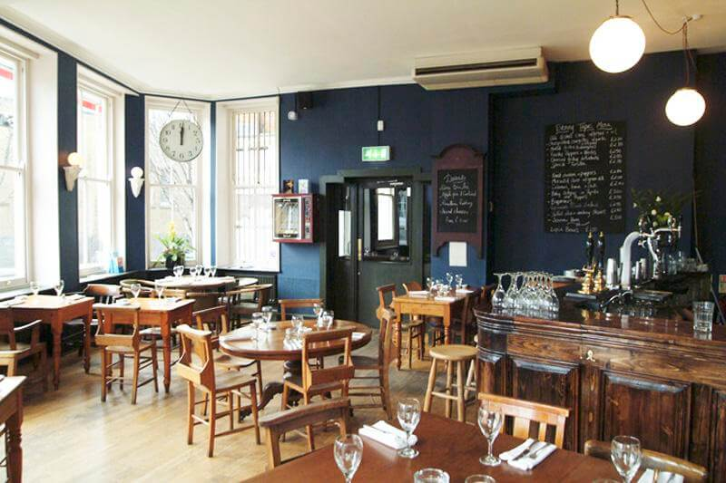 Culpeper duo open gastropub in Clerkenwell