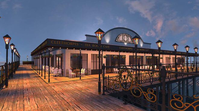 Papas acquires Cleethorpes pier & will open 500-cover restaurant