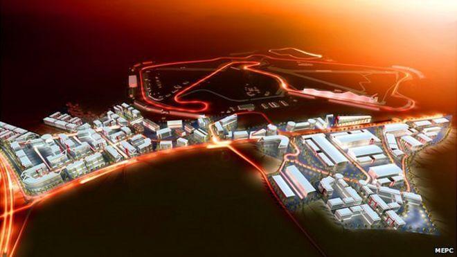 New Silverstone business park & hotels scheme given green light