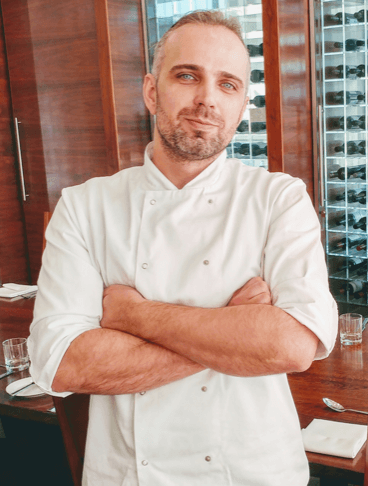 East London revamped waterfront restaurant announces new head chef
