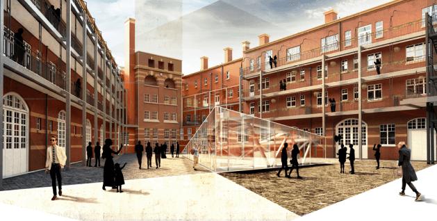 Zetter Hotel, workspace & restaurants planned for Manchester scheme