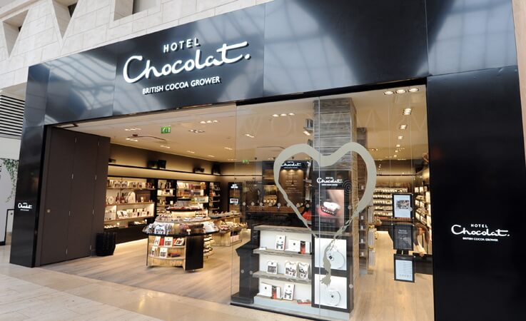 Hotel Chocolat sees LFL revenue rise