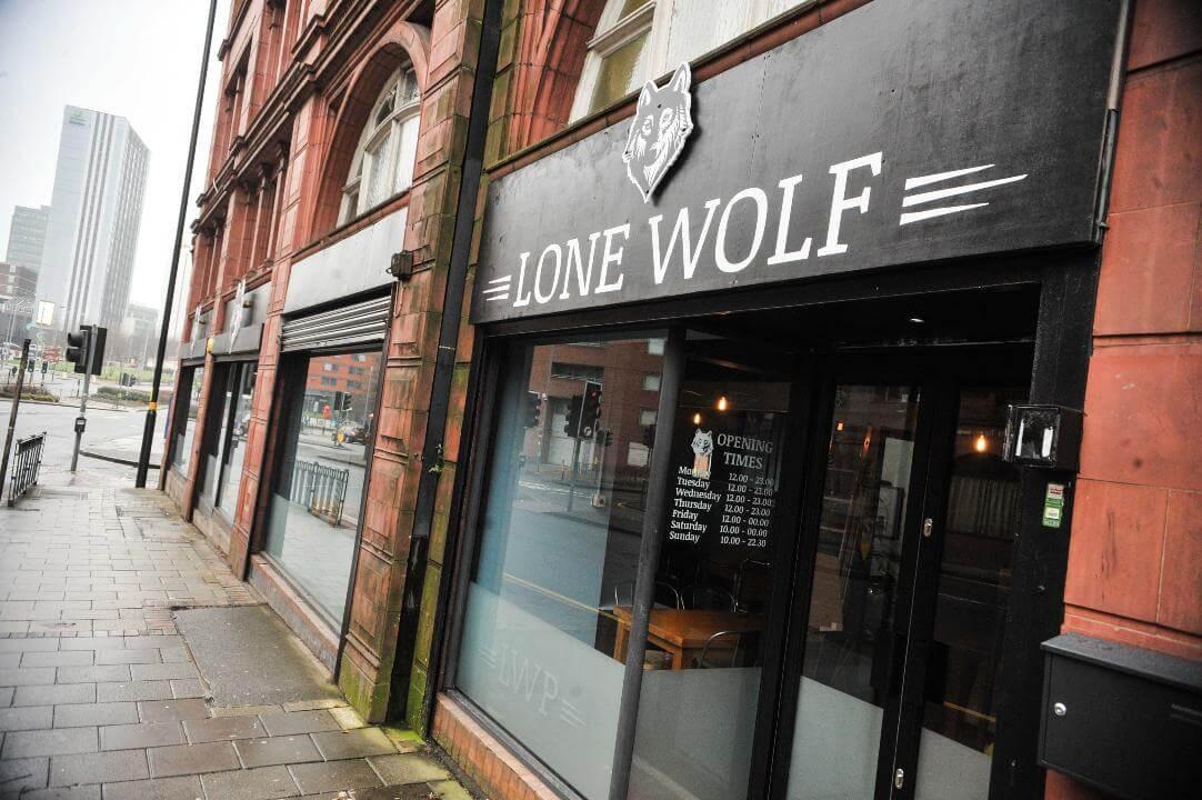 New minimalist modern pub opened in Birmingham