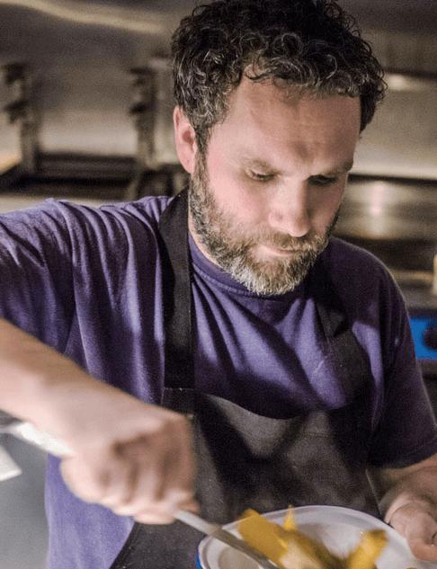 Hopscotch announces Luke Findlay as new head chef