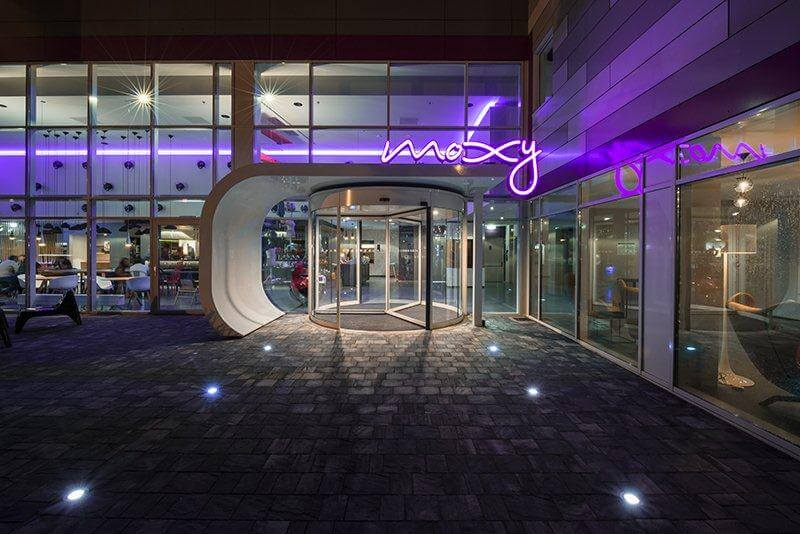 Cordant Group secures £19.6m deal for eleven new UK Moxy Hotels