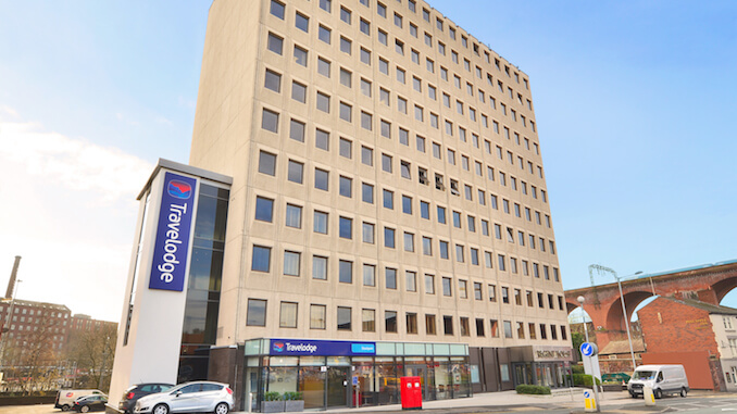 Travelodge celebrates 30 years in Greater Manchester with new £5m hotel