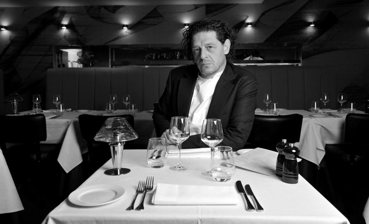 Marco Pierre White to open new Steakhouse Bar and Grill restaurant in Plymouth