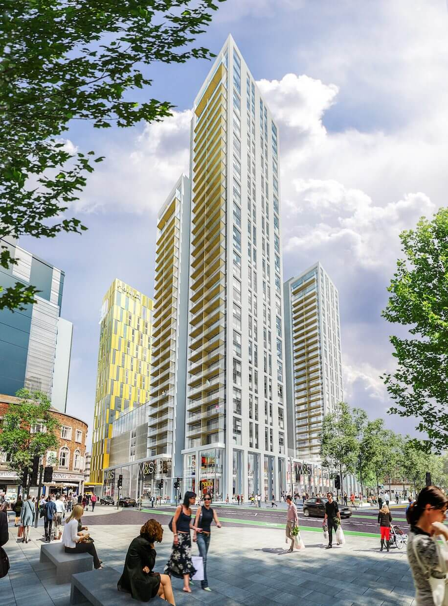 Hilton plans to open new hotel in Woking