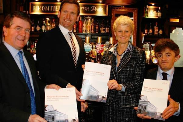 BBPA releases latest guide to ensure pubs are easily accessible for all