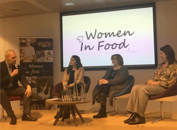 Compass Group UK & Ireland hosts event championing female chefs