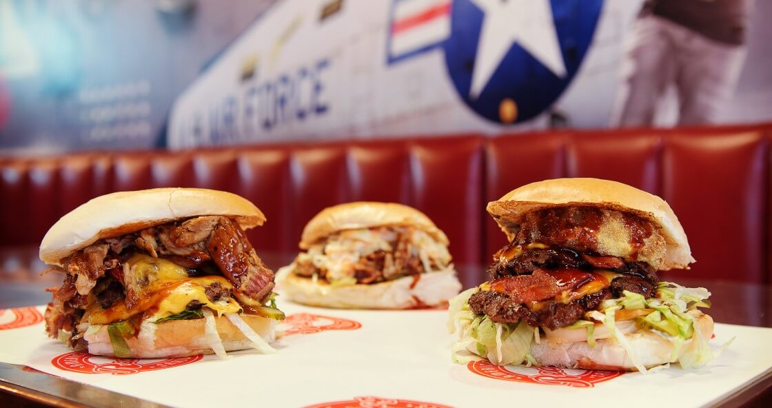 Just Eat reveals most popular American takeaway sites