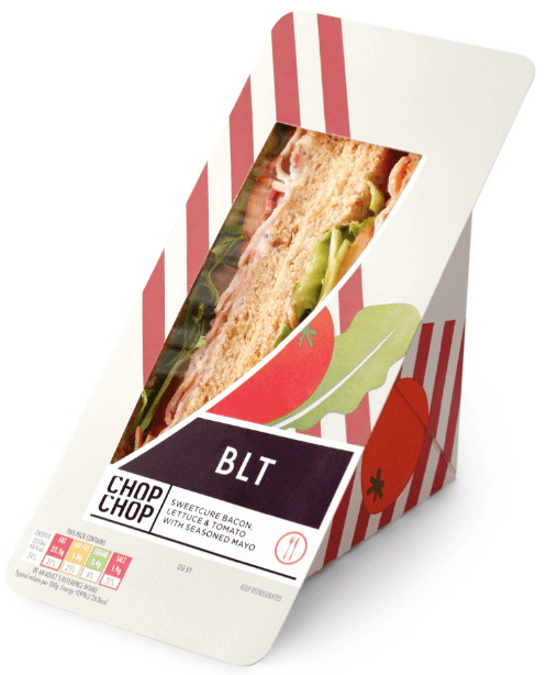 Compass Group launches first food-to-go range