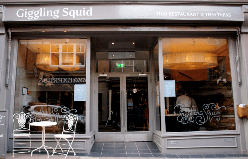 Giggling Squid to launch first London restaurant this summer