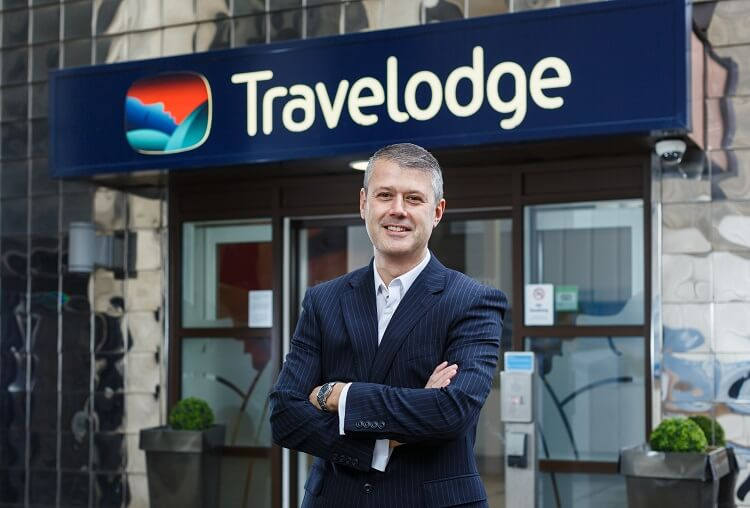 New COO for Travelodge
