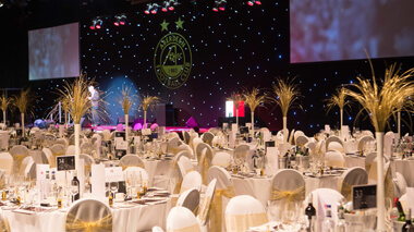 Sodexo Prestige celebrates record Christmas season at Aberdeen FC stadium