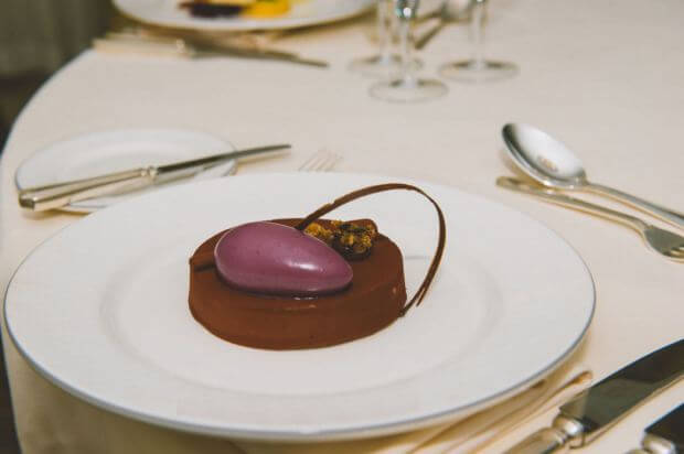 Hotel Chocolate shines bright at BAFTAs