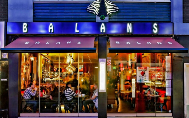 Balans to celebrate 30th birthday with Clapham opening next month