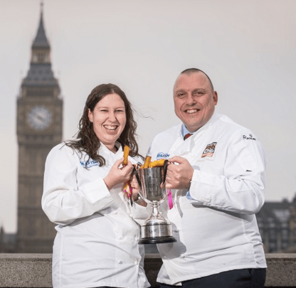 Best UK fish & chip shop could win Michelin star