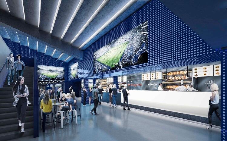 Levy Restaurants scores 10-year Tottenham Hotspur deal