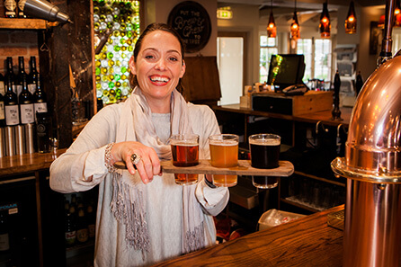 Brewhouse & Kitchen to host free brewing experiences for women
