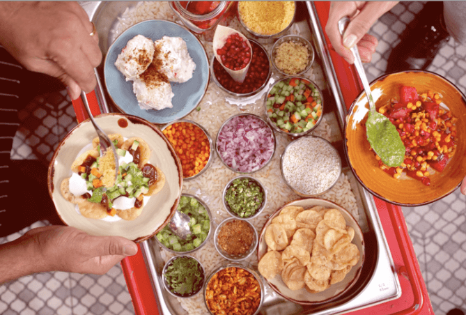 Cinnamon Bazaar launches Trader's High Tea with create-your-own chaat