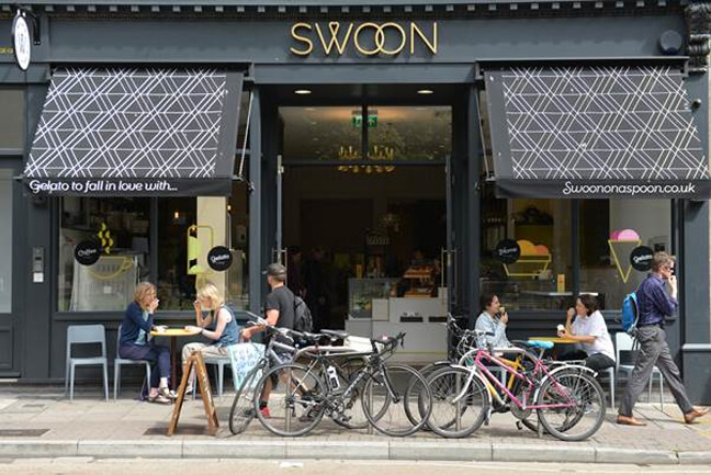 Second site set for Swoon Gelato in Bath