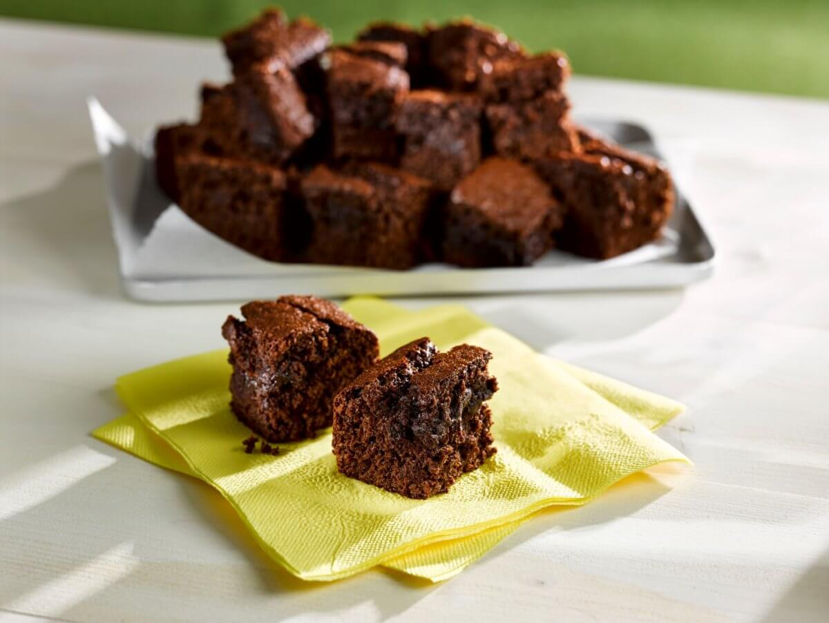 Chocolate Brownie (Cane Sugar Free)