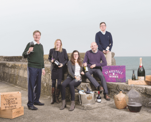 St Austell Brewery relaunches wine division with new name & livery