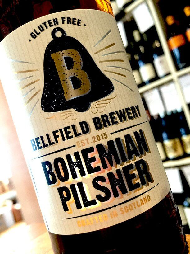 Bellfield Brewery scoops Gold at Free From Food Awards