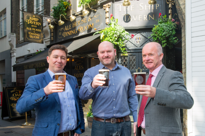 Star Pubs & Bars partners with SIBA to bring local cask ales to its pubs