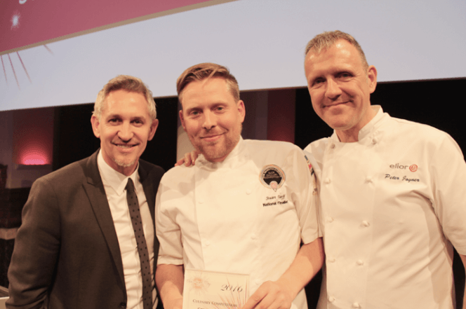 Elior's Chef of the Year winner announced