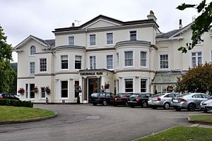 Cheltenham Park Hotel rebrands as DoubleTree by Hilton