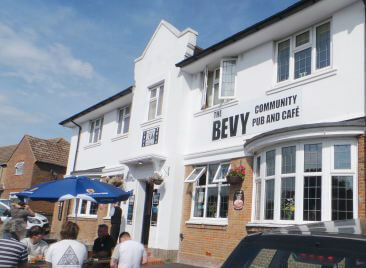 First community-owned pub becomes successful social hub for the area