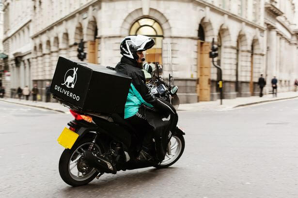 Deliveroo to launch delivery-only kitchens with 1,000 new jobs