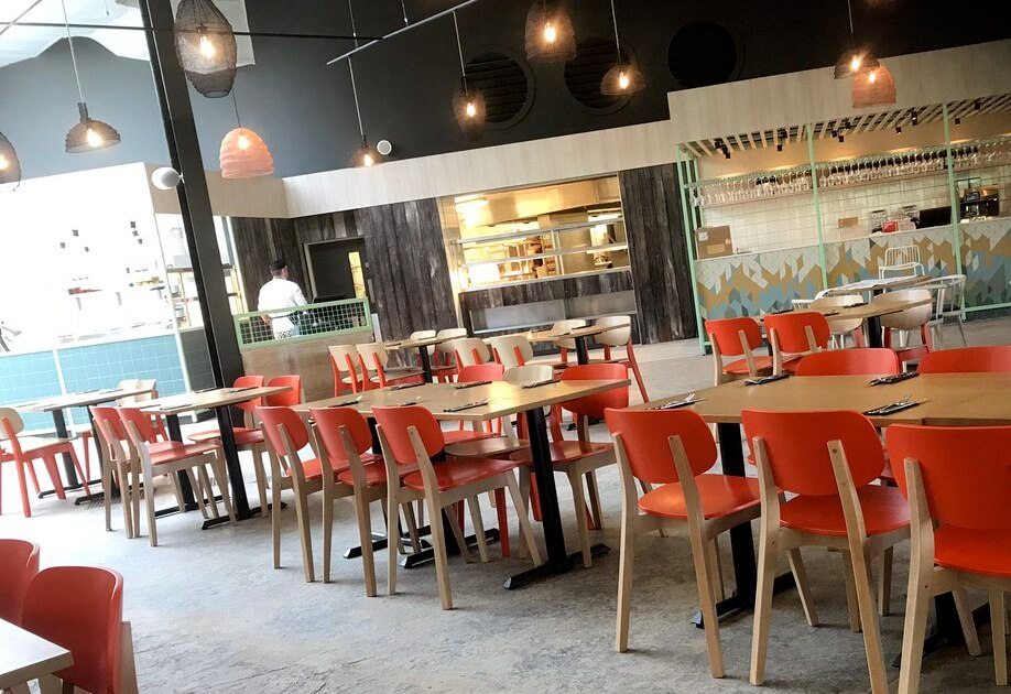 Levy Restaurants opens new restaurant & revamped cafe at Twycross Zoo