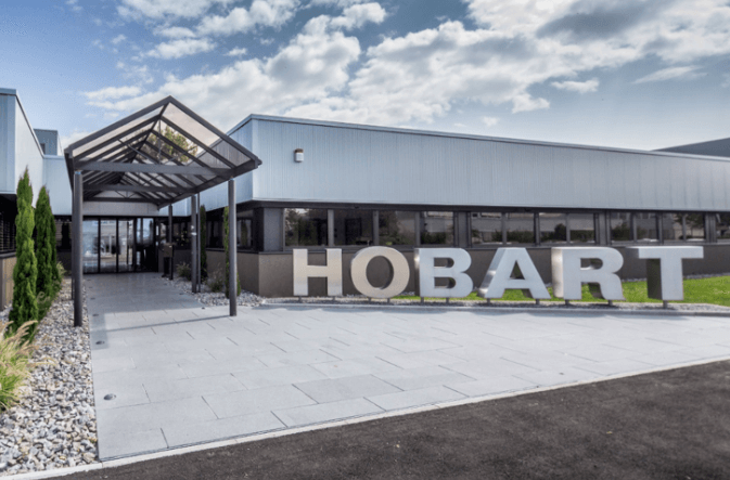 Hobart scoops top European award for second consecutive year