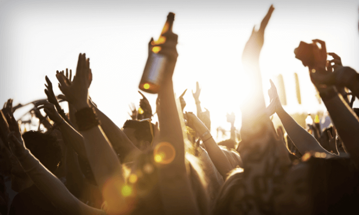 Carlsberg UK secures extended five year sponsorship deal with Live Nation