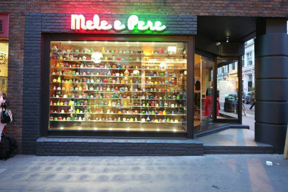 Mele e Pere team to open Aperitivo Bar in Soho
