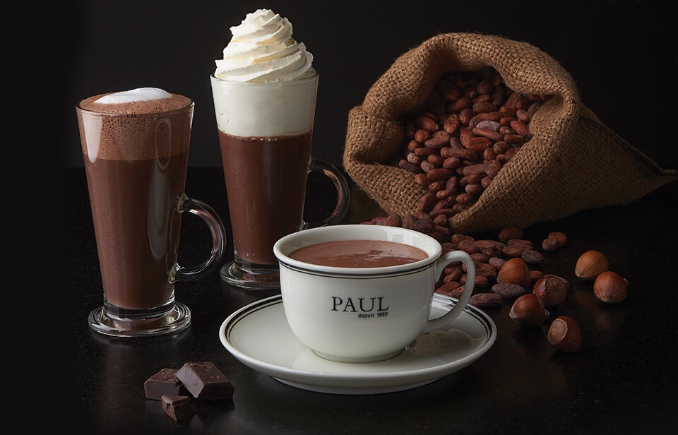 Paul marks National Coffee Week with new beverages & reusable cup offer